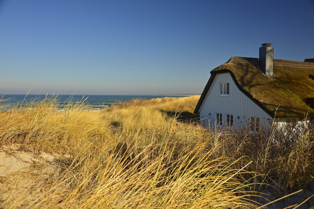 Sommerhus  lej sommerhuse på Bornholm i skønne omgivelser.