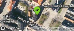 Sankt Pauls Plads Fritløbsområde