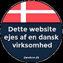 Dette website ejes af en dansk virksomhed